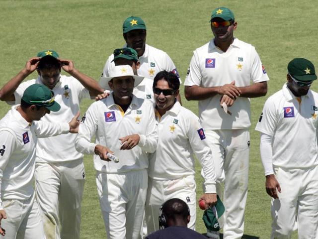 Zimbabwe vs Pakistan,second test Pakistan vs Zimbabwe