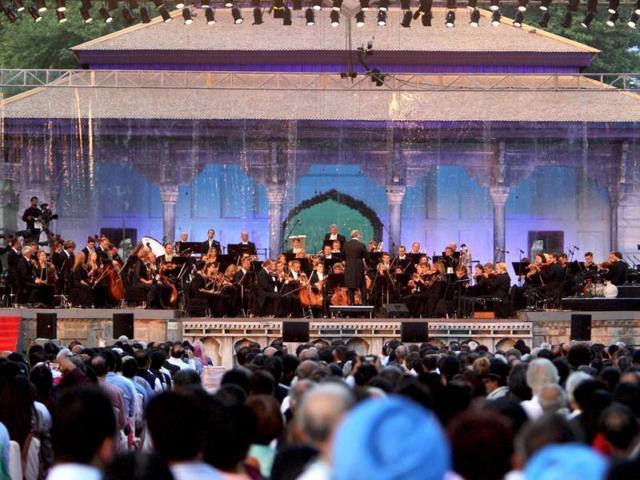 Zubin Mehta,concert,Jammu and Kashmir