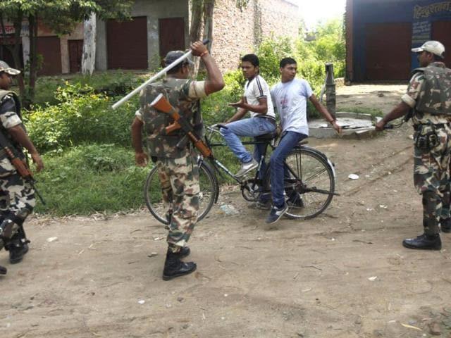 Muzaffarnagar riots,communal violence,Communal violence in UP