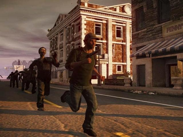 State of Decay,Grand Theft Auto V,Xbox 360