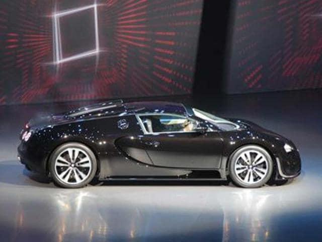bugatti veyron,bugatti veyron special edition,bugatti veyron frankfurt 2013