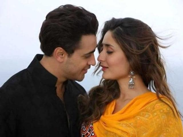 They first paired up in Ek Main Aur Ekk Tu, and the audiences loved their jodi. Imran, Kareena will once again be seen together in Punit Malhotra