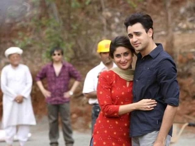 Gori Tere Pyaar Mein is produced by Karan Johar and will release on November 22.