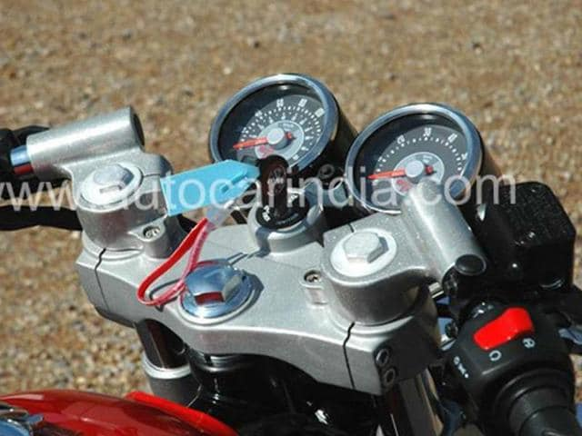 New Royal Enfield Continental GT photo gallery