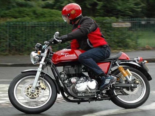 New Royal Enfield Continental GT review,test ride,royal enfield continental gt india price