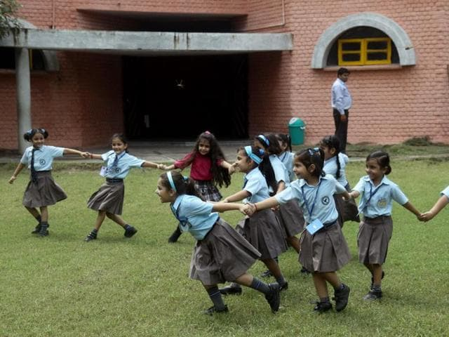School-life-affords-a-variety-of-experiences-so-that-students-can-be-in-touch-with-the-outside-world-Arijit-Sen-HT-Photo
