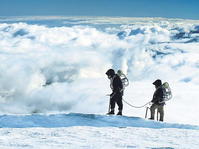 A-still-from-the-3D-documentary-Beyond-the-Edge-that-promises-to-take-the-audience-through-the-adventure-of-the-first-Everest-climb-The-reenactment-of-the-final-ascent-was-done-in-New-Zealand-s-Southern-Alps-Photo-Beyond-the-Edge
