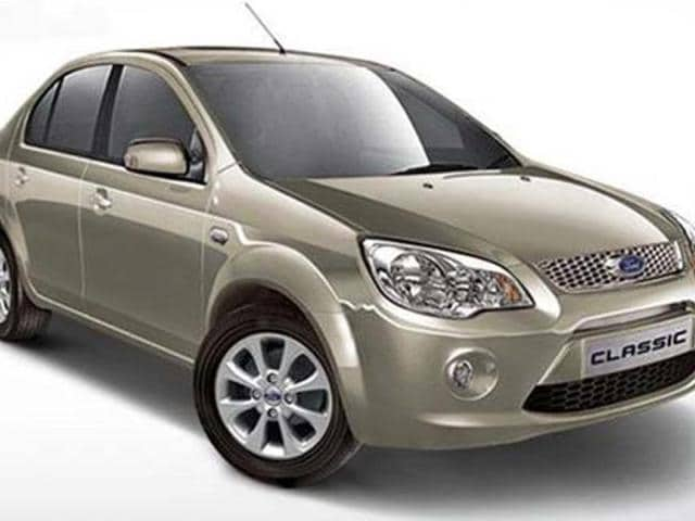 Ford recalls 1.66 lakh Figos and Fiesta Classics