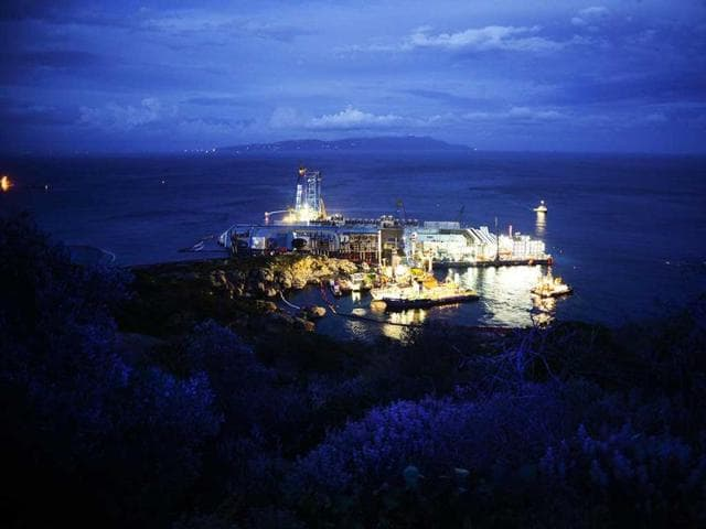 costa Costa Concordia