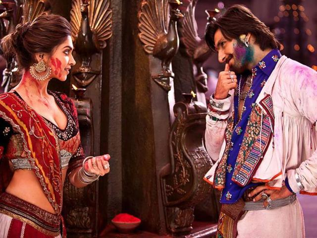 Ranveer Singh and Deepika Padukone who have been cast opposite each other for the first time exude brilliant chemistry in Ram Leela. Here
