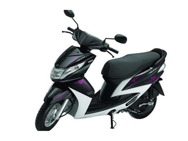 Yamaha Ray Precious Edition launched