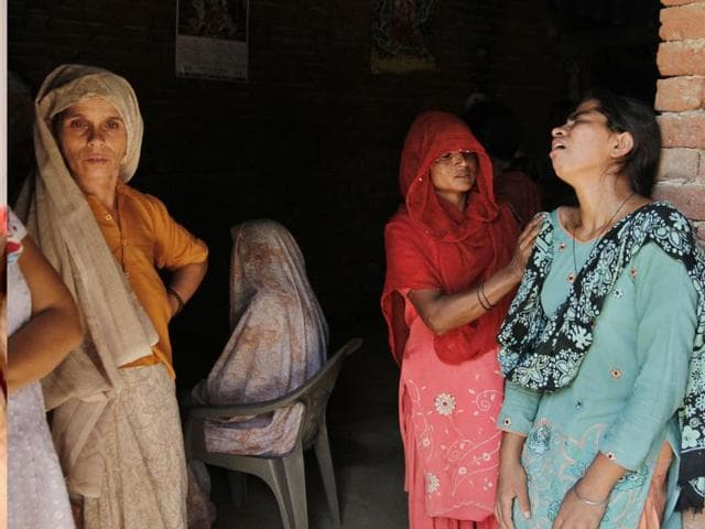Muzaffarnagar riots,School going girls,communal violence