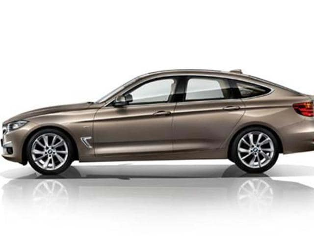 BMW 3-series GT India bound