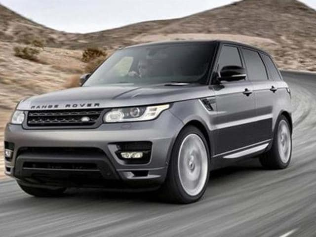 New 2013 Range Rover Sport coming next month