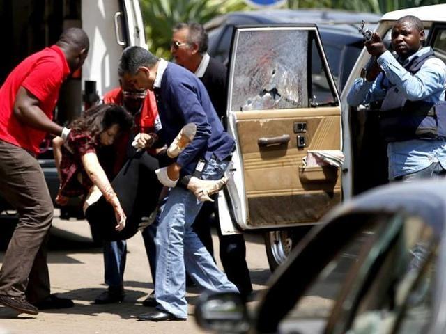 Nairobi mall attack,Tiruchirapalli,Manjula Sritharan