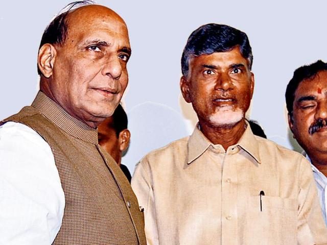 BJP and TDP are fair-weather friends