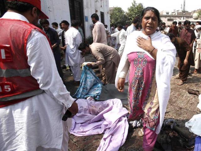 peshawar church attack,pakistani taliban,All Saints Church