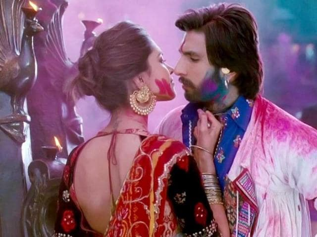 Deepika Padukone takes the lead in this romantic scene from Ram Leela. Check out more stills.