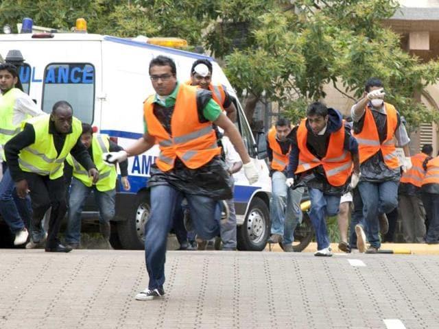 Nairobi shootings