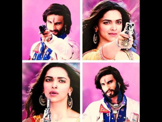 Ram Leela literally is Goliyon Ki Raasleela.