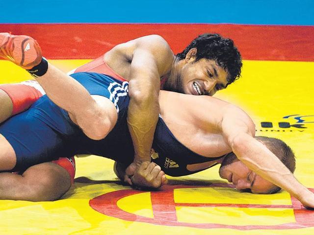 World Wrestling Championships,Sushil Kumar,Sandeep Tulsi Yadav