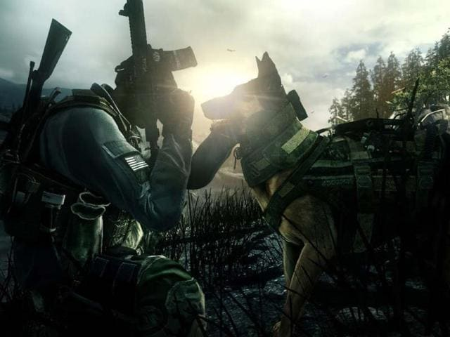 Man-s-best-friend-Call-of-Duty-Ghosts-brings-dogs-into-the-fold-Photo-AFP