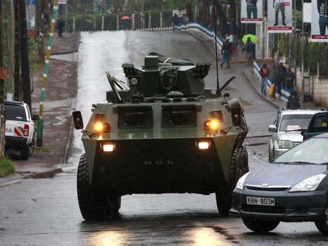 Somali Prime Minister,Kenya attack,Nairobi mall shooting