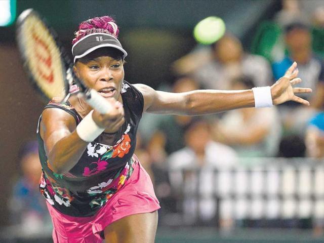 Venus Williams,Pan Pacific Open,Simona Halep
