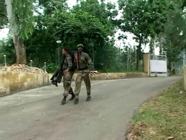 Jammu and Kashmir terror attack,Kathua district,army