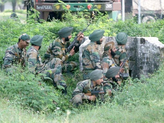 Jammu militant attack