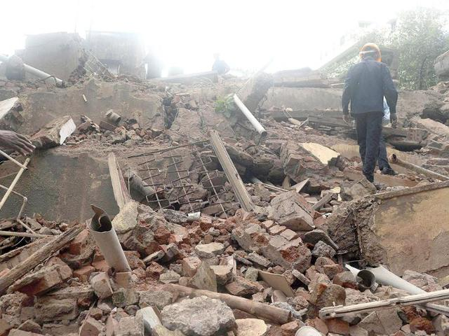 Building collapse,Tamil Nadu,death toll