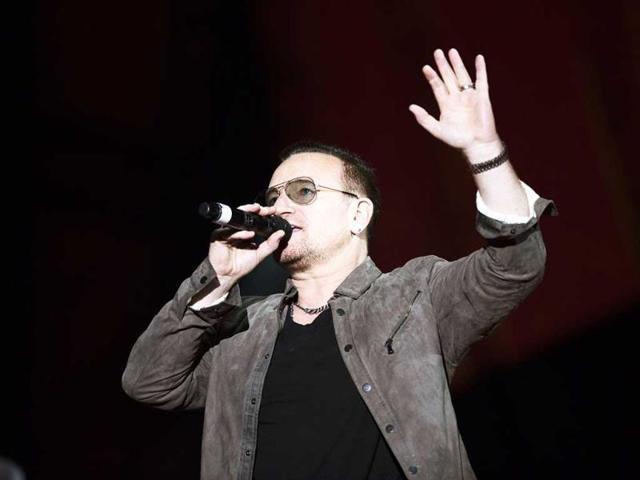 Bono may never play guitar again following severe injuries