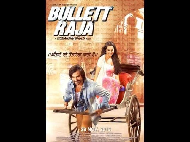 Bullett Raja review,Tigmanshu Dhulia,Saif Ali Khan