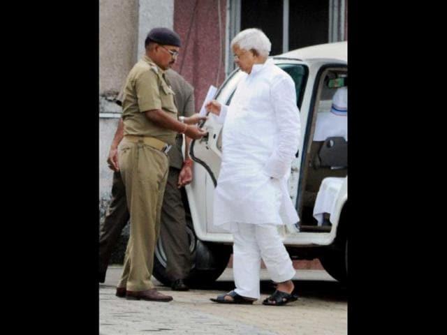 Rashtriya Janata Dal chief Lalu Prasad,Lalu jail term,Lalu honest prisoner