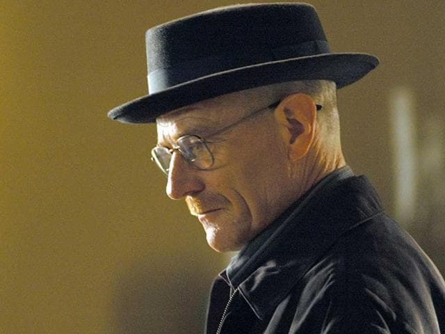 Walter-White-played-by-Bryan-Cranston-wearing-a-Bollman-1940-s-pork-pie-hat-in-a-scene-from-the-second-season-of-Breaking-Bad-AP-Photo