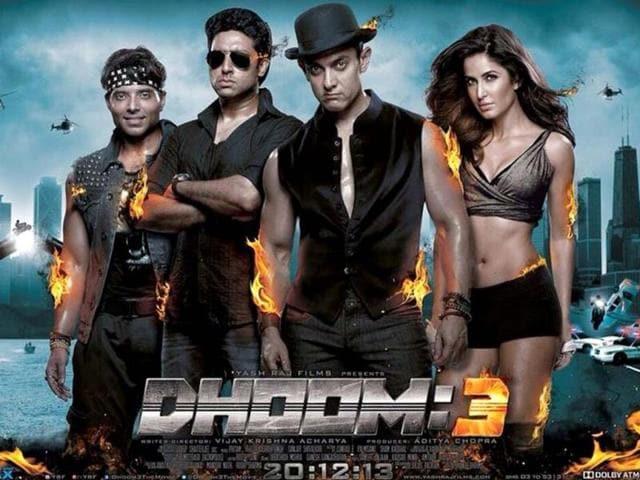 Siddharth Nigam,Aamir Khan,Dhoom 3