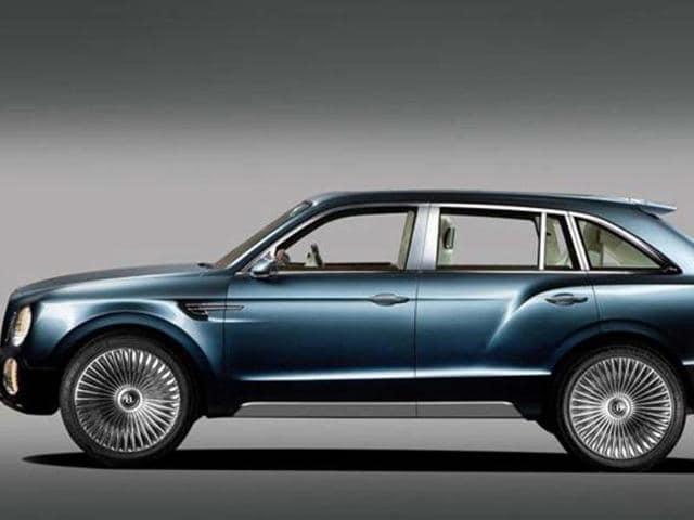 Audi Q7-Bentley SUV to share platform