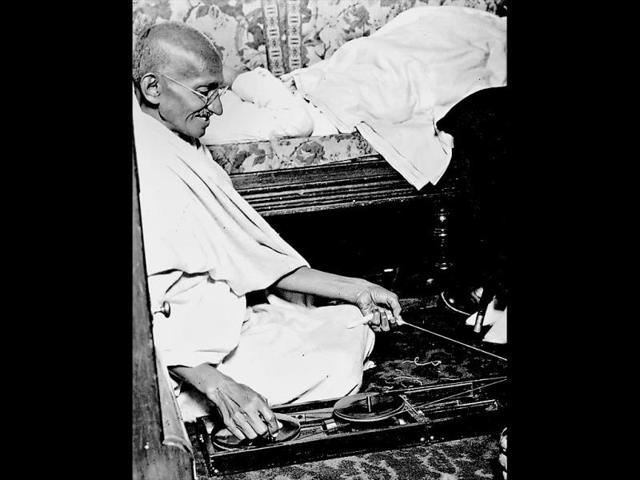 Ramachandra Guha's column: How Mahatma Gandhi's martyrdom saved India