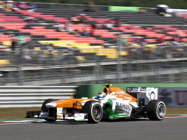 Formula One,double points final grand prix,Abu Dhabi