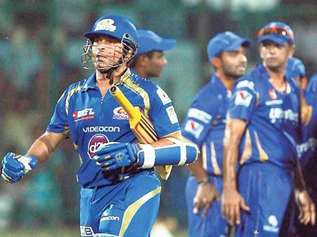 CLT20,Sachin Tendulkar,Mumbai Indians