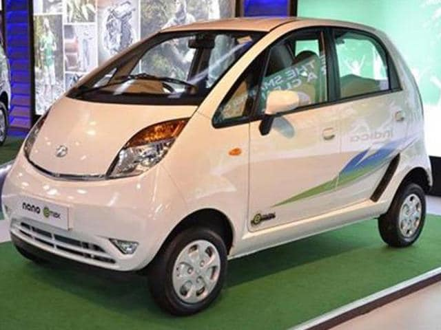 tata nano cng price in india