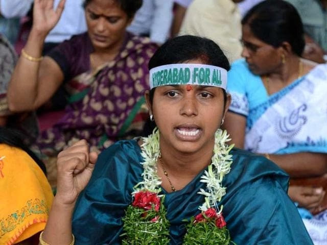 Seemandhra,Andhra pradesh division,Telangana