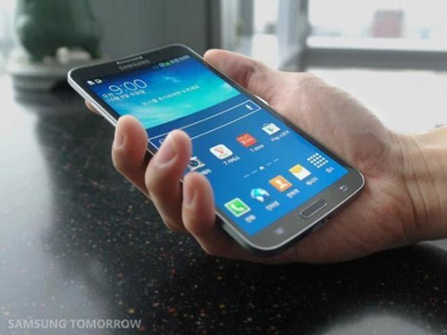Galaxy Round,Samsung,SK Telecom