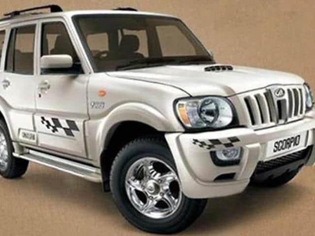 Mahindra to recall 900 units of Scorpio Ex variant