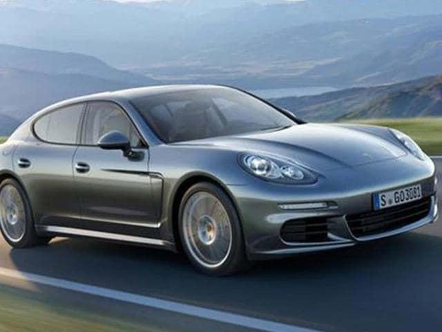 Porsche Panamera Facelift Launched At Rs 1 19 Crore Autos