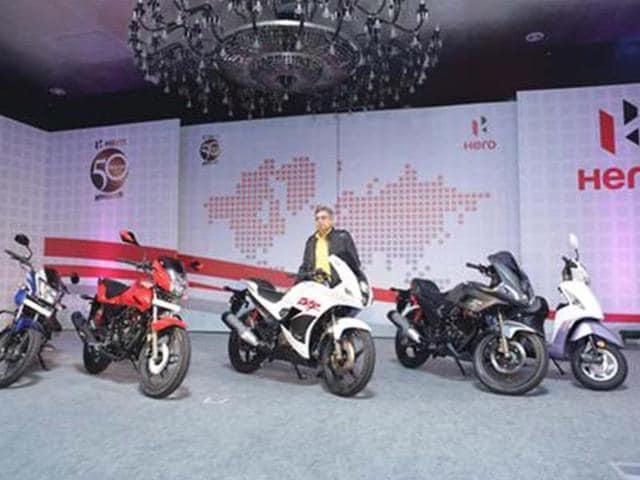 hero bikes,indian two wheeler,hero motocorp 2014