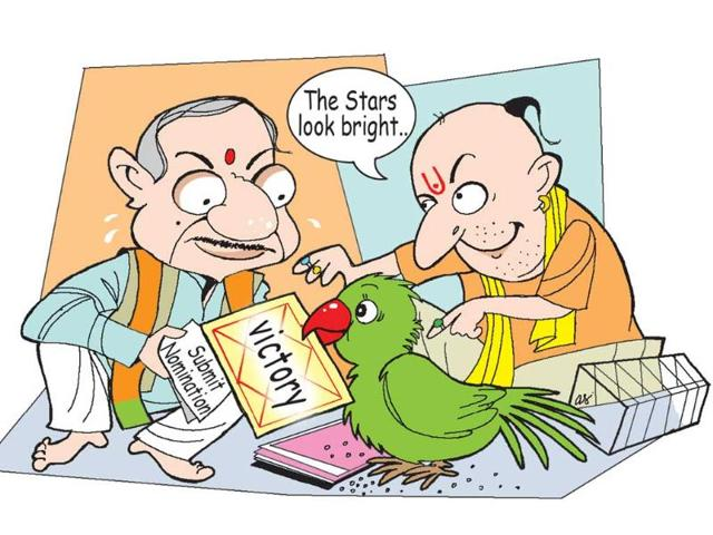 Delhi elections,assembly elections,astrologers