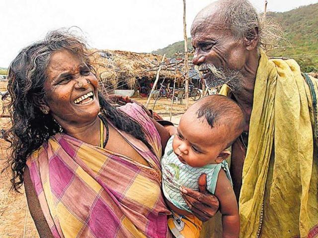 Chandra Giri Tarini,Odisha braveheart couple,Cyclone Phailin