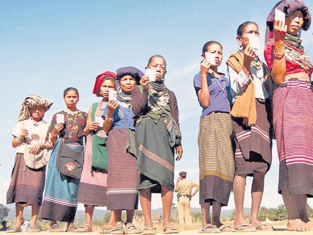 Mizoram-female-voters
