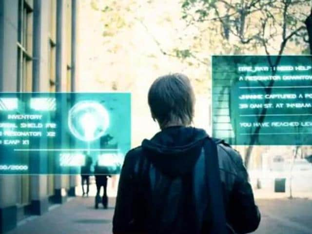A-screen-shot-from-the-promotional-video-for-Ingress-Photo-AFP